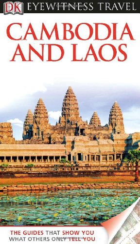 Cambodia and Laos (Eyewitness Travel Guides)