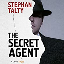 The Secret Agent: In Search of America's Greatest World War II Spy Audiobook by Stephan Talty Narrated by Steve Carlson
