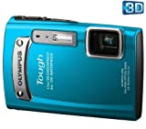 51aT6gCk3rL. SL160  Olympus TG 320 14 MP Tough Series Camera with 3.6x Optical Zoom (Blue)
