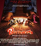 The Borrowers autographed poster