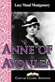 Anne of Avonlea (Annotated): The second book from the series Anne of Green Gables
