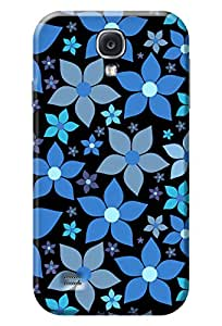 Samsung Galaxy S4 Designer Cover Kanvas Cases Premium Quality 3D Printed Lightweight Slim Matte Finish Hard Back Case for Samsung Galaxy S4