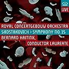 Shostakovich: Symphony No. 15 (Live)