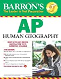 img - for By Meredith Marsh Ph.D. Barron's AP Human Geography, (4th Edition) book / textbook / text book