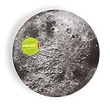 Kikkerland Moon Melamine Serving Bowl