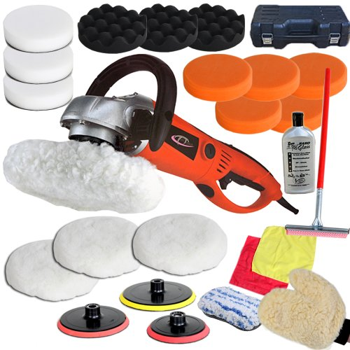 Professional Polishing Machine + Set5 including nano polish