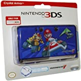 PDP 3DS Crystal Armor - Mario Kart 7