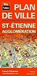 Plan de Saint-�tienne et de son agglo...