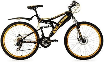 KS Cycling Bliss VTT semi rigide Noir 26''/47 cm