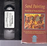 img - for Sand Painting: Sacred Art of Tibetan Buddhism VHS Tape book / textbook / text book