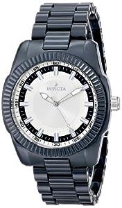 Invicta Men's 15323 Ceramics Analog Display Japanese Quartz Blue Watch