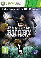 Jonah Lomu Rugby challenge