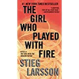 The Girl Who Played with Fire (Millennium Trilogy, Book 2) (Vintage Crime/Black Lizard) ~ Stieg Larsson