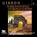 The Decline and Fall of the Roman Empire Audiobook by Edward Gibbon Narrated by Charlton Griffin