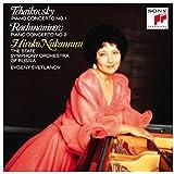 チャイコフスキー:ピアノ協奏曲第1番&ラフマニノフ:ピアノ協奏曲第2番(期間生産限定盤)