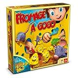 Goliath - 30580.006 - Jeux de Société - Fromage à Gogo