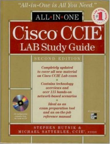 All-in-One Cisco(r) CCIE(tm) Lab Study Guide