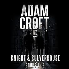 Knight & Culverhouse Box Set, Books 1-3 Audiobook by Adam Croft Narrated by Adam Croft