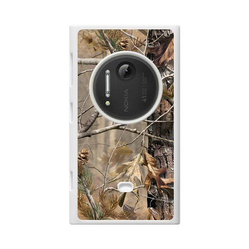 Realtree Camouflage Pattern Custom 100% Plastic Case For Nokia Lumia 1020