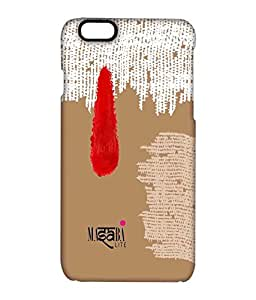 Masaba Red Tilak - Pro Case for iPhone 6