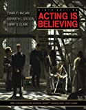 Acting is Believing (0495050334) by Clark, Larry D.