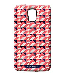 Payal Singhal Coral Navy - Sublime Case for Samsung S5