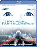 Cover art for  A.I. Artificial Intelligence [Blu-ray]