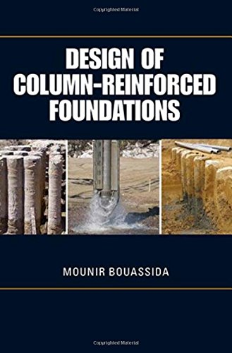 Design of Column-reinforced Foundations