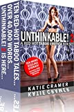 Unthinkable! Volume 2 - A Red Hot Taboo Erotica Box Set: Erotic Collection of 10 Stories