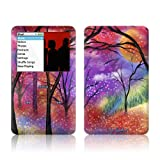 Moon Meadow Design iPod classic 80GB/ 120GB Protector Skin Decal Sticker