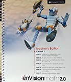 img - for enVisionmath2.0 - 2016 Common Core Teacher Edition Volume 1 Grade 3 book / textbook / text book