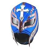 【プロレス マスク / AAA WWE ルチャ・アンダーグラウンド レイ・ミステリオJr.】ルチャリブレ応援用マスク