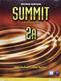 Summit 2a Split: Student Book With Activebook and Workbook + Myenglishlab