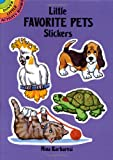 Little Favorite Pets Stickers (Dover Little Activity Books Stickers) (0486263894) by Nina Barbaresi