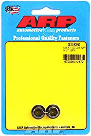"ARP 300-8350 Nut Kit, M8 x 1.00"", Pack of 2"