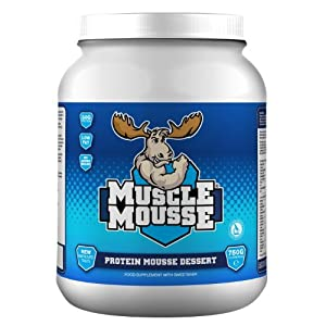 Muscle Mousse 750g Peanut Choco Caramel Protein Dessert