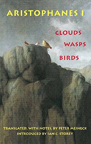 Aristophanes 1: Clouds, Wasps, Birds (Hackett Classics)