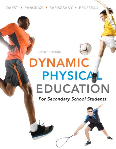 Dynamic Physical Education for Secondary School Students (7th Edition) (Timothy Training Program compare prices)