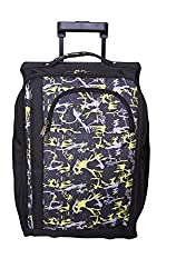BagsRUs Cabin Laptop Trolley-FeatherliteTravel Bag-Polyester-Black