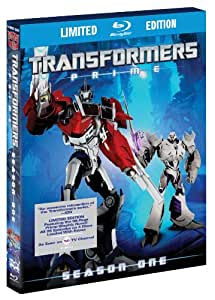 Transformers Prime: Season One [Blu-Ray]