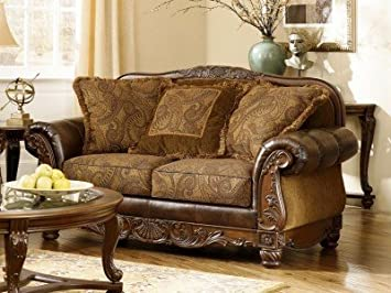 Fresco DuraBlend Antique Loveseat