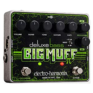 Electro-Harmonix Deluxe Bass Big Muff Pi