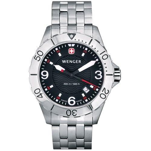 Wenger Men's 72176 AquaGraph Diver Swiss Watch