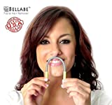 Bellabe Facial Hair Remover. Made in USA. Quick and easy solution for removing hairs on the upper lip, chin, cheeks and