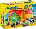 PLAYMOBIL 6962 - Mein Mitnehm Bauernhof, Spielwerkzeug
