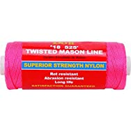 Do it Opti-Brite Nylon Mason Line-525' NYL PINK MASON LINE