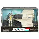 G.I. JOE 25th Anniversary Vehicle Sharc Tooth and Deep 6