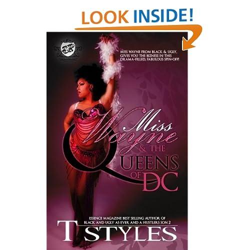 Miss Wayne & The Queens of DC (The Cartel Publications Presents)