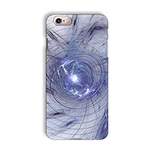 ArtzFolio Abstract Artwork : Apple iPhone 6S Plus Matte Polycarbonate Original Branded Mobile Cell Phone Designer Hard Shockproof Protective Back Case Cover Protector