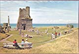 J ARTHUR DIXON POSTCARD THE CASTLE,ABERYSTWYTH WALES for sale  Delivered anywhere in UK